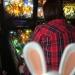 Pinball at Hearquarters Bar - Chicago