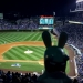 Cubs Playoff Game - Chicago